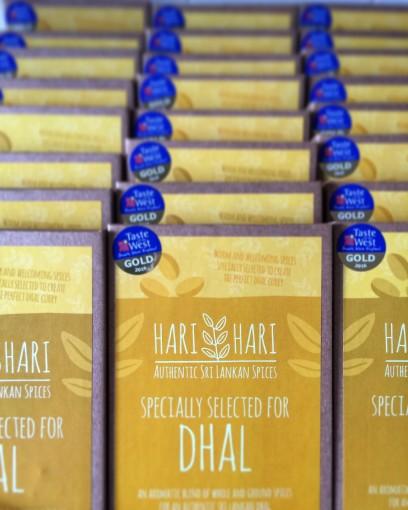 Hari hari Sri Lanka Dhal Spice Pack Gold Award