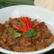 Hari Hari Beef Curry
