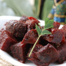 Sri Lanka Hari Hari Beetroot Curry