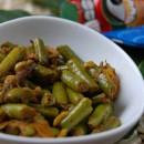Srilanka greenbean-curry
