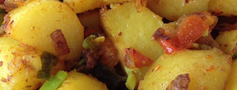 Hari Hari Sri Lanka Potato Curry