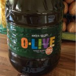 Olive Oil for Infused Oils