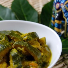 Sri Lankan Courgette Curry
