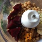 Hari Hari Beetroot Hummus