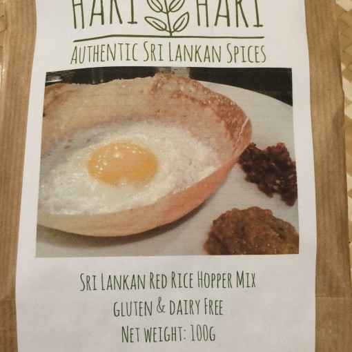 Hari Hari Mini Red Rice Hopper Mix