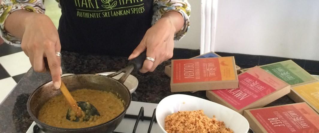 Hari Hari SriLanka Curry