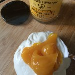 Pots of Passion - Passion Fruit Curd