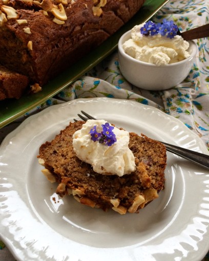 Hari Hari Spiced Banana Loaf