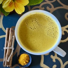 Cup of Turmeric Milk