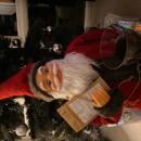Hari Hari Curry Mulled Wine Spice Kit with Santa
